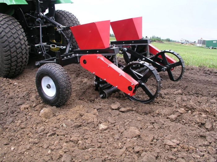Field Tuff 3 Point Corn And Bean Planter Ftf Cbp3pt