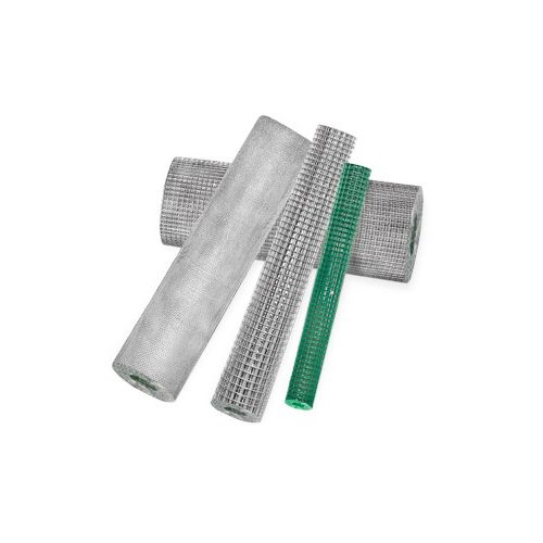 Garden Zone Hardware Cloth 36 inch x10 ft 1/2 inch X 1/2 inch Mesh  Galvanized 19 Gauge 113610