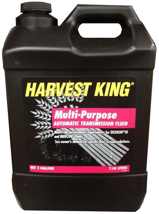 Harvest King 2 Gallons Multi-Purpose Automatic Transmission Fluid