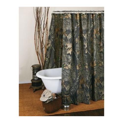 Kimlor Mossy Oak New Break Up Shower Curtain 1