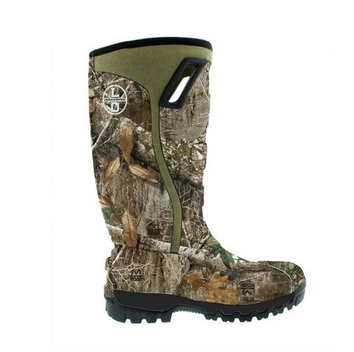 d45abd0d26094 Lincoln Outfitters Men's Falcon 400 Gram Realtree Edge Hunting Boot 684810