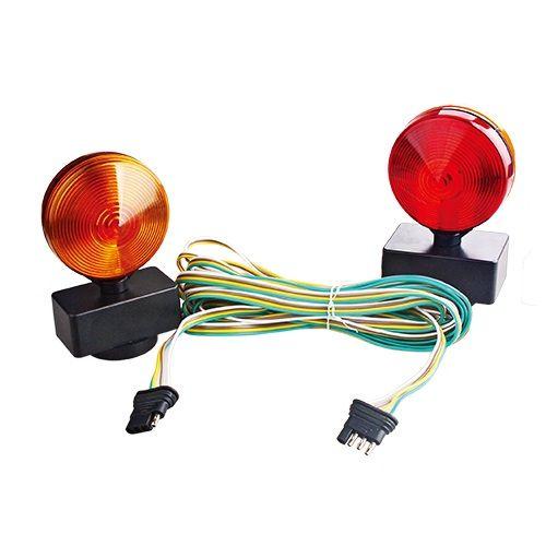 mtlk12v 12 volt magnetic towing light kit mtlk12v