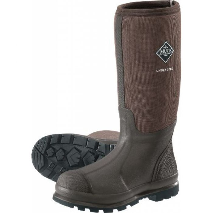 93deda5067e Muck Boot Chore Cool Steel Toe Boot CSCTSTL