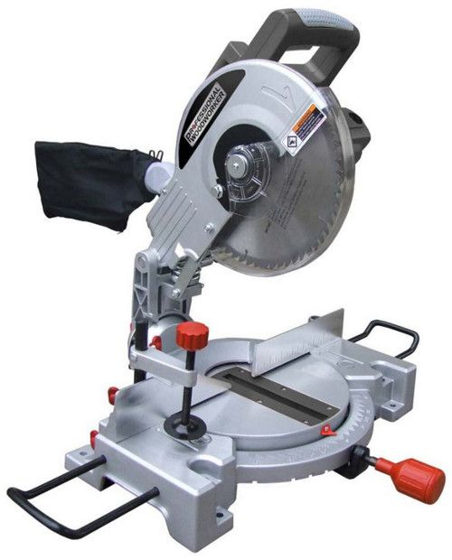 Professional Woodworker 15A 10 inch Compound Miter Saw 8633