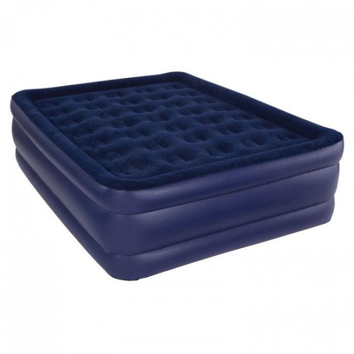 Pure Comfort Raised Queen Size Air Bed 8501ab