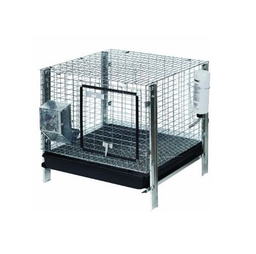Rabbit Hutch Kit 24 Inch x 24 Inch x 16 Inch - RHCK1