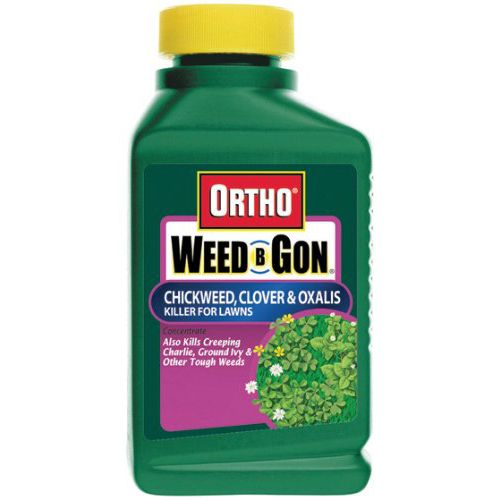 Scotts Ortho Weed B Gon Clover Oxalis Concentrate 16oz