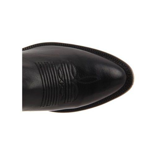 15b52406221 Tony Lama Men's Black El Paso Americana Boot 7926
