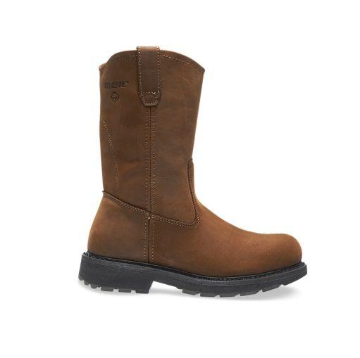 a8ac345f32f Wolverine Men's Slip Resistant Steel-Toe EH 10
