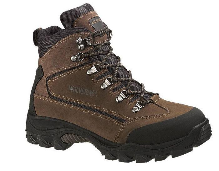 c3e118dceb2 Wolverine Men's Spencer Waterproof Mid-Cut Hiking Boot W05103