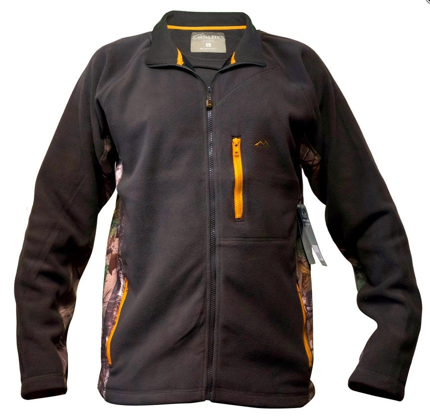 Milestone Clothing Men S Jacket Greige With Realtree