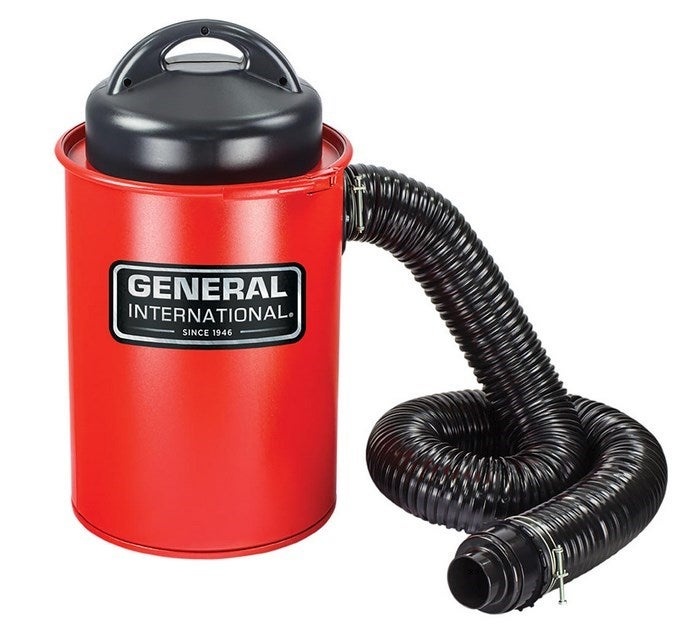 Portable Dust Collectors For Woodworking : General international in a portable g dust