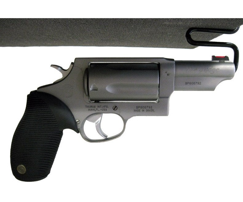Gun Storage Solutions Back Under Handgun Hangers 2 Pack Buhh2