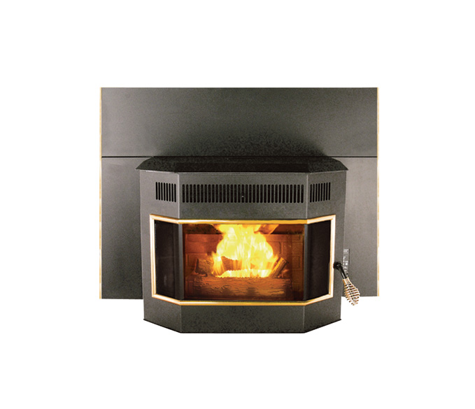 Hearth And Home Pelpro Fireplace Insert Stove With Bay