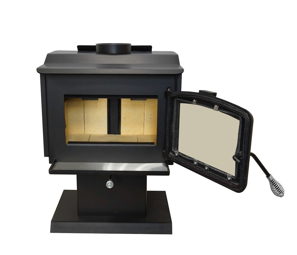 Pleasant Hearth Small Wood Stove Mobile Home Approved Hws