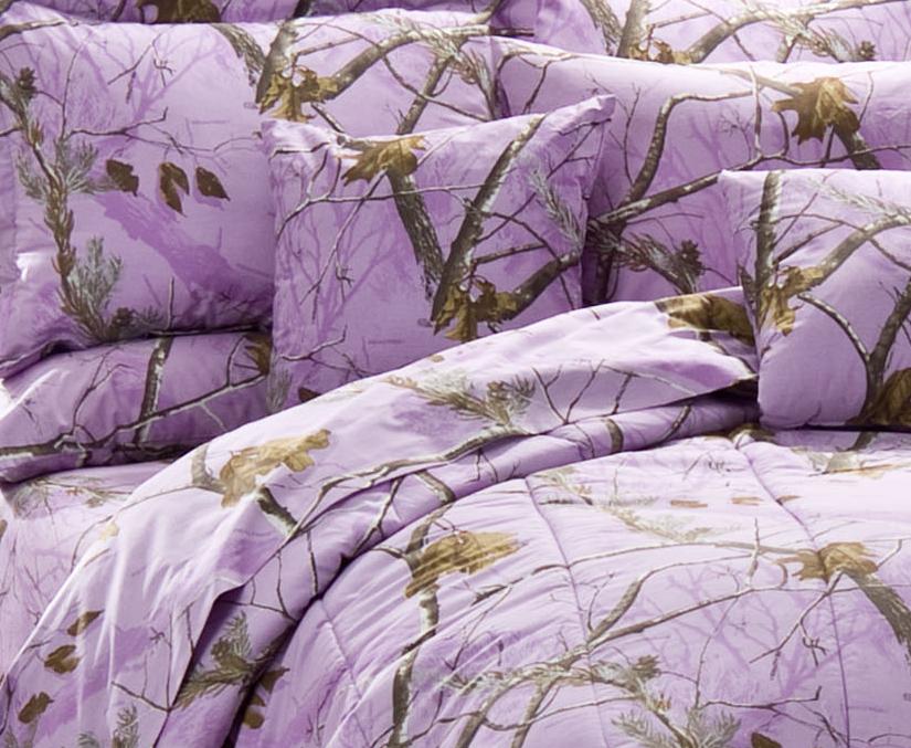 Lavender valance