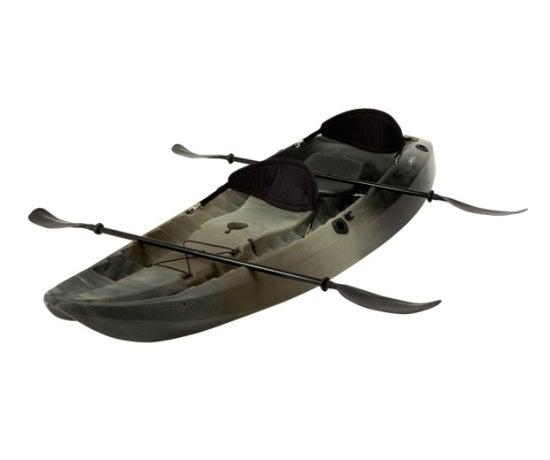 Lifetime 10 ft sit on top sport fisher kayak camo 90157 for Lifetime fishing kayak