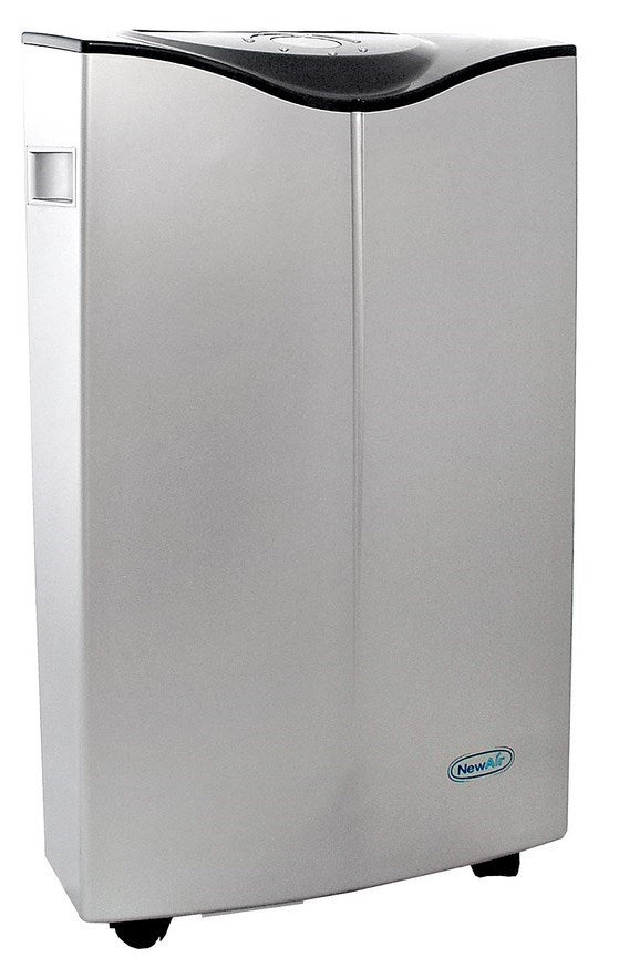 Luma Comfort New Air 525 Sq. Ft. Portable Air Conditioner And Heater AC  14100H
