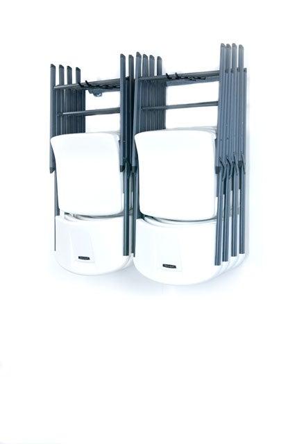 Monkey Bars Storage Small Folding Chair Rack