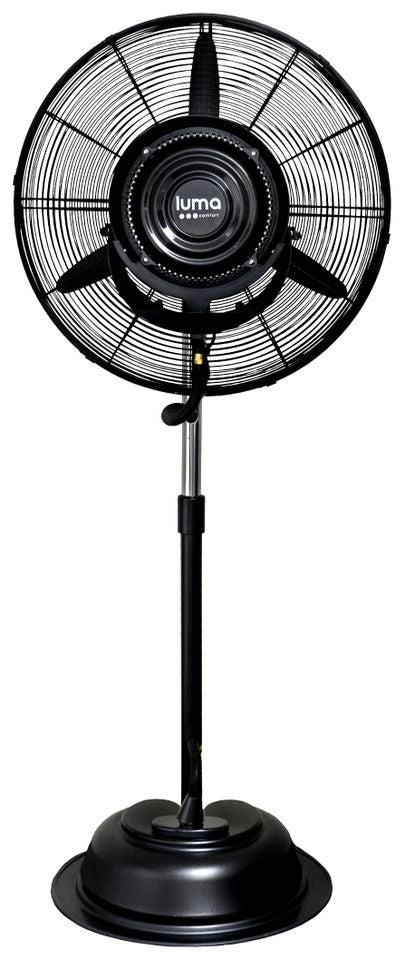 Commercial Mister Systems : Luma comfort commercial misting fan mf b ebay