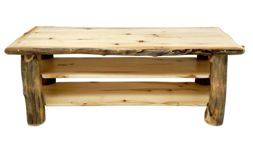 """Mountain Woods Furniture Aspen Grizzly 44"""" TV Stand AG TVS 44"""