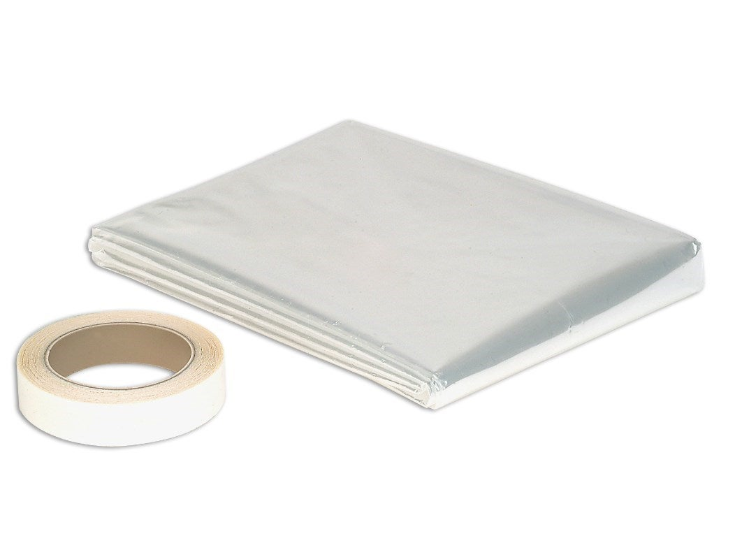 W j dennis 84 x 120 patio door shrink fit insulation kit for Patio door insulation