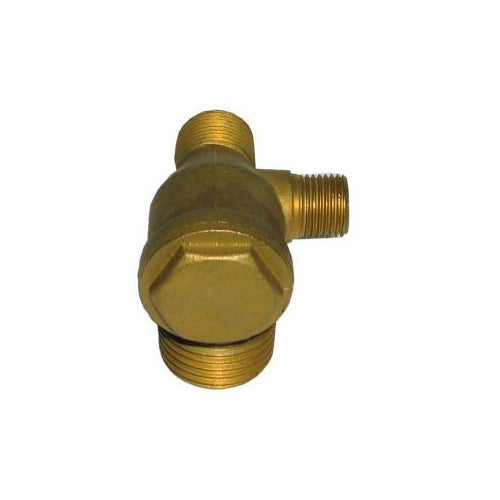 Rural King Air Compressor >> Powermate Check Valve 90 Degree Right 031-0094RP
