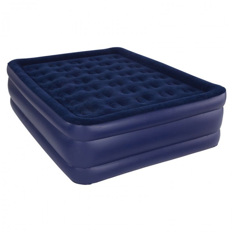 Pure Comfort Raised Queen Size Air Bed 8501ab Ebay