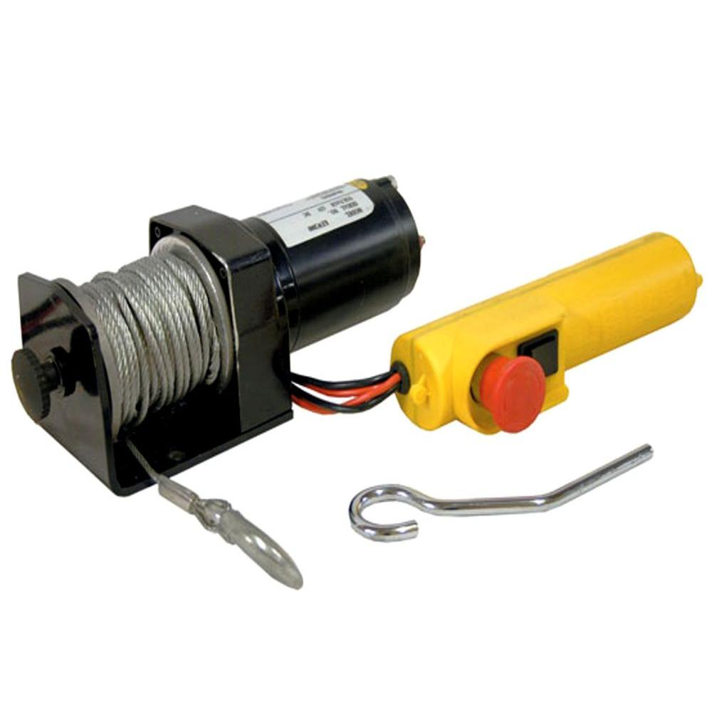 Warn Winch 8274 Manual Free Wiring Diagram For You Master Lock 32 Used Old Parts8274
