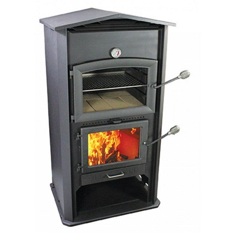 Us Stove Company Wood Stove Pizza Oven Pw100 Ebay