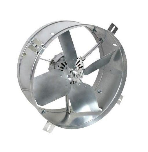 Cool Attic Cx1500ups Power Gable Ventilator Fan Ventamatic