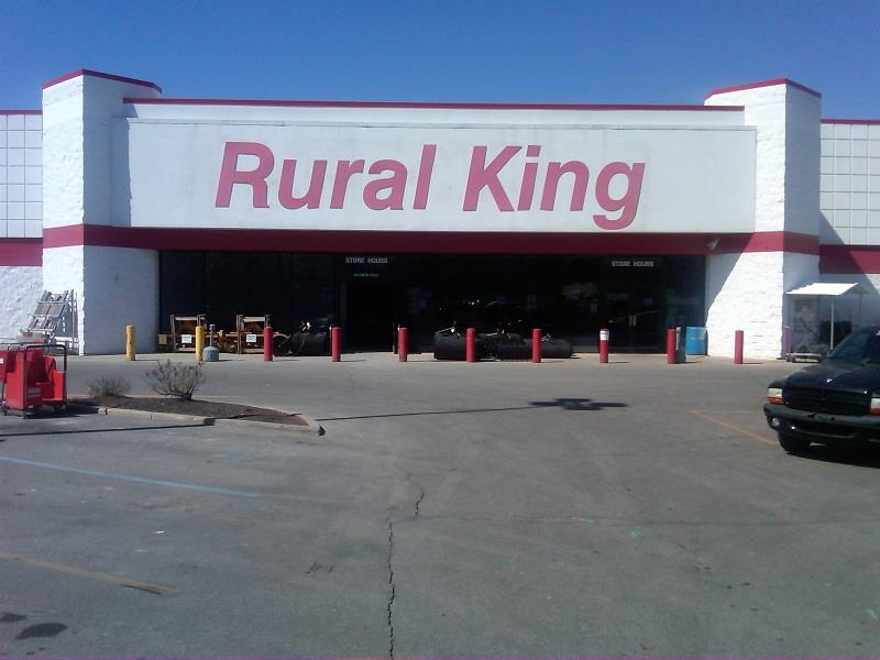 Rural king clarksville tennessee