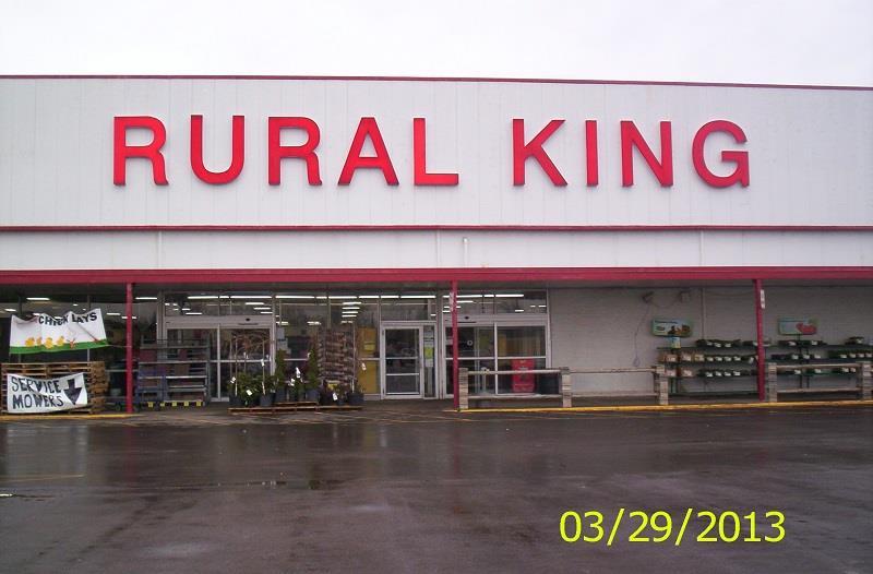Rural king kendallville indiana